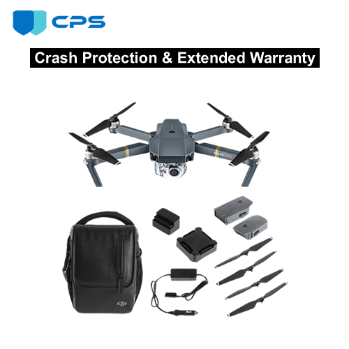 DJI™ Mavic Pro Fly More Combo Crash Protection Plan