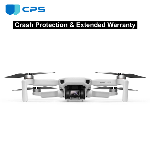 DJI Mini 2 Fly More Combo - Crash Protection Plan