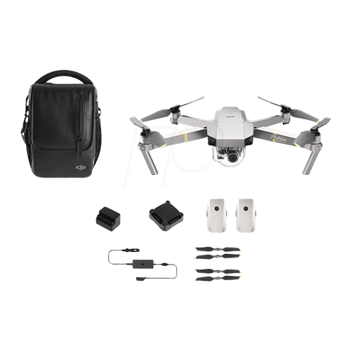DJITM Mavic Pro Platinum Fly More Combo From 4514 Month