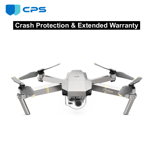 DJI™ Mavic Pro Platinum Crash Protection Plan