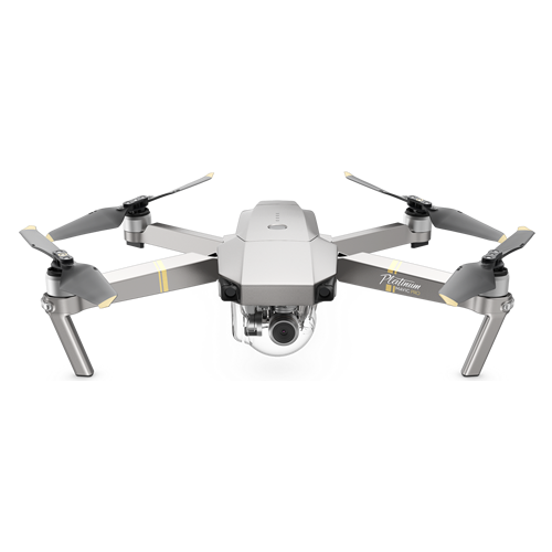 DJI™ Mavic Pro Platinum Drone (As Low As $37.07/Month*)