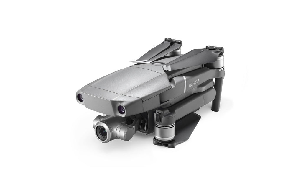 DJI Mavic 2 Zoom with DJI Smart Controller - Refurbished