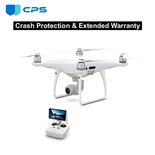 DJI™ Phantom 4 Pro+ Crash Protection Plan (As Low As $11.26/Month*)