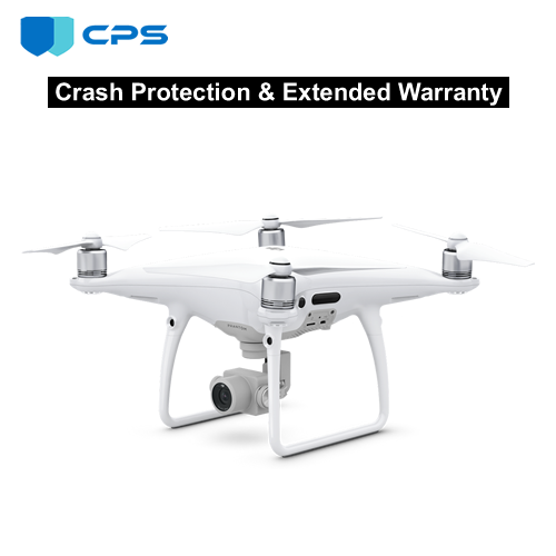 DJI™ Phantom 4 Pro Crash Protection Plan (As Low As $8.04/Month*)