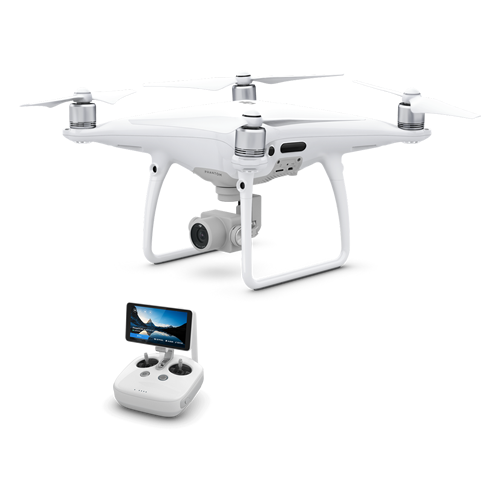 DJI™ Phantom 4 Pro+ V2.0 Quadcopter - Refurbished with Full Warranty (As Low As $63.85/Month*)