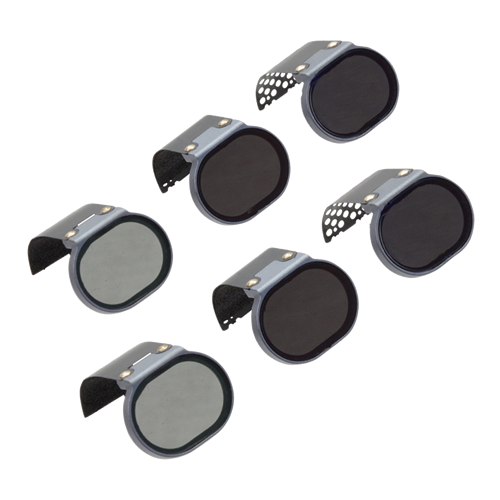 PolarPro DJI Spark Filters - 6 Pack