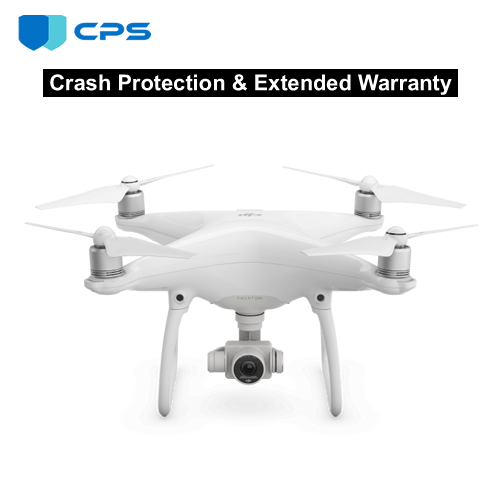 Refurbished DJI™ Phantom 4 4K Crash Protection Plan (As Low As $4.49/Month*)