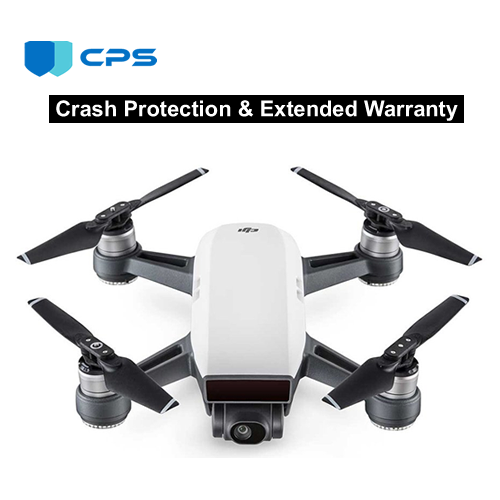 Refurbished DJI Spark Crash Protection Plan