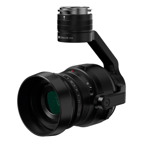 DJI™ Zenmuse X5S - 5.2K/4K Video Camera