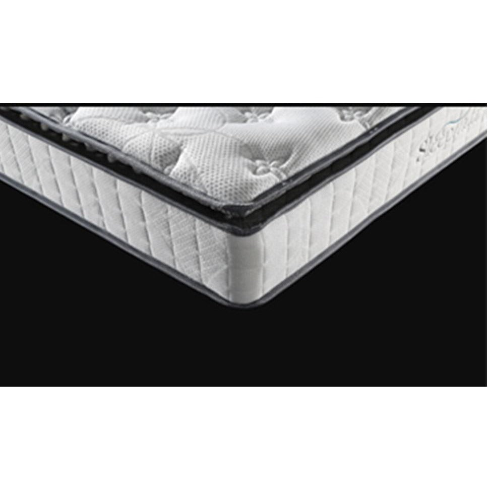 Sleepmax Bonnell Spring Mattress + Pillow Top