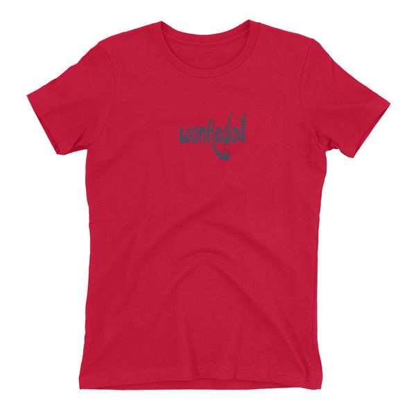 WonHedoit Women's T-Shirt