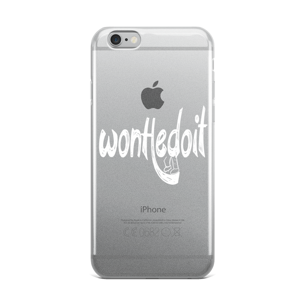 WonHedoit iPhone Case