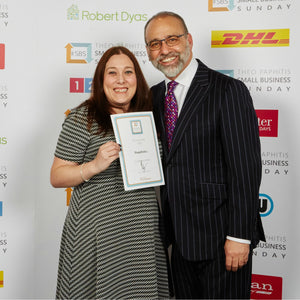 Winning #SBS and meeting Theo Paphitis