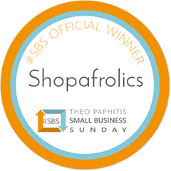 SBS winner - Shopafrolics