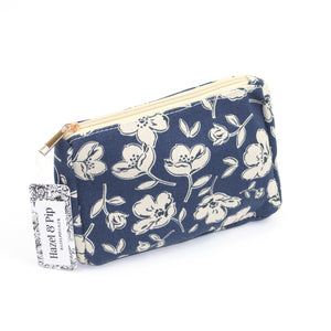 Primrose print design make up bag.