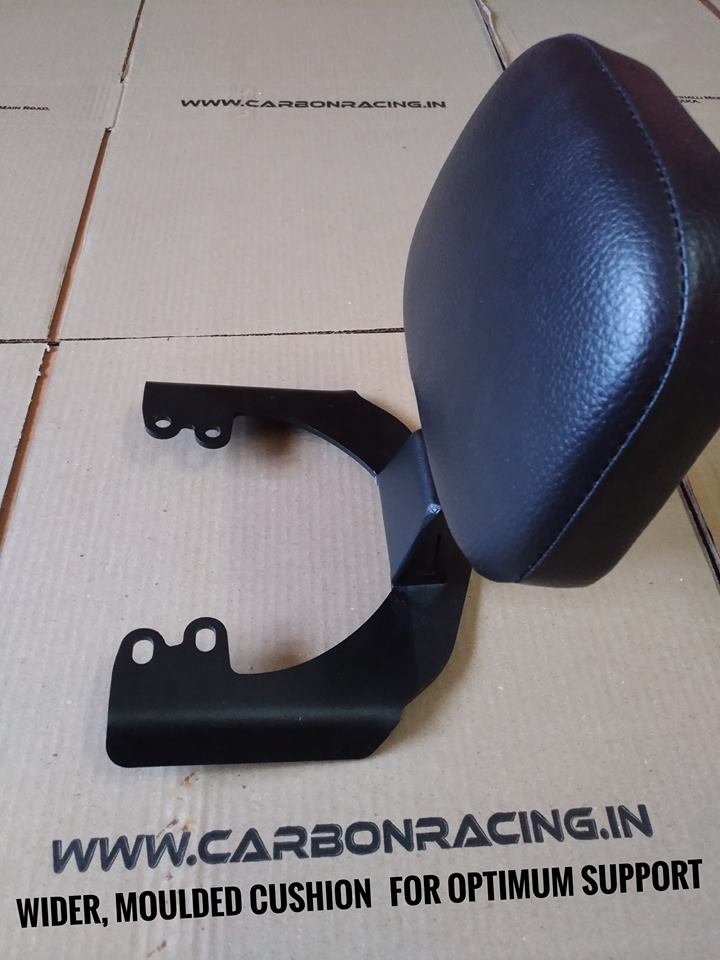 Premium Pillion Backrest for Dominar 400