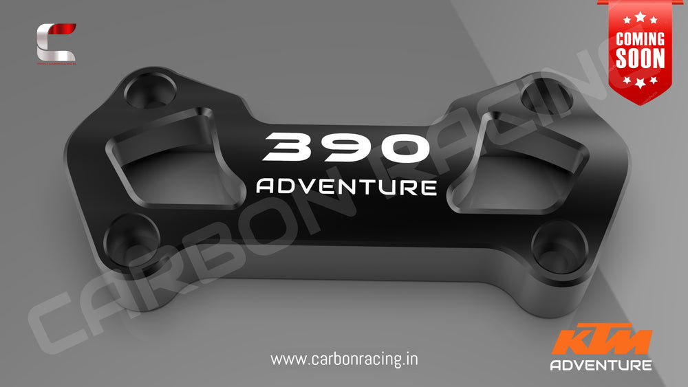 Triple Clamp Cover for KTM 390 Adventure
