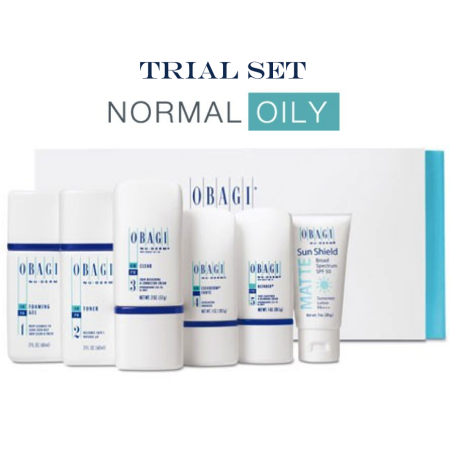 Obagi Nu-Derm Trial Kit Norm- Oily