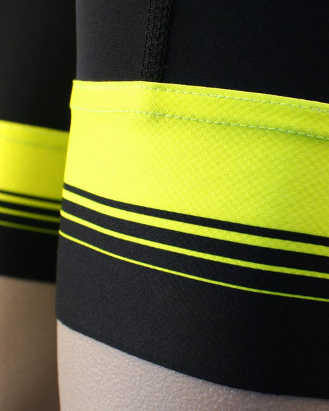 Tri Shorts Yellow