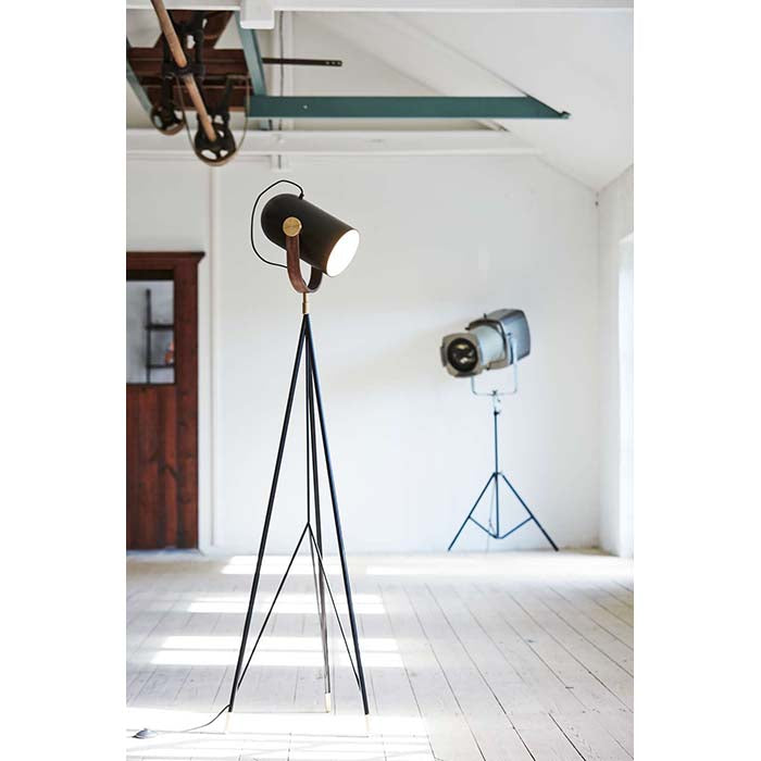Corronade Floor Lamp High by LE KLINT