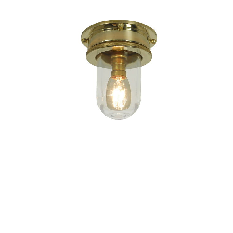 Miniature Ship's Companionway  (DP7202/M) (Clearance - 1 in Brass Available) by DAVEY LIGHTING