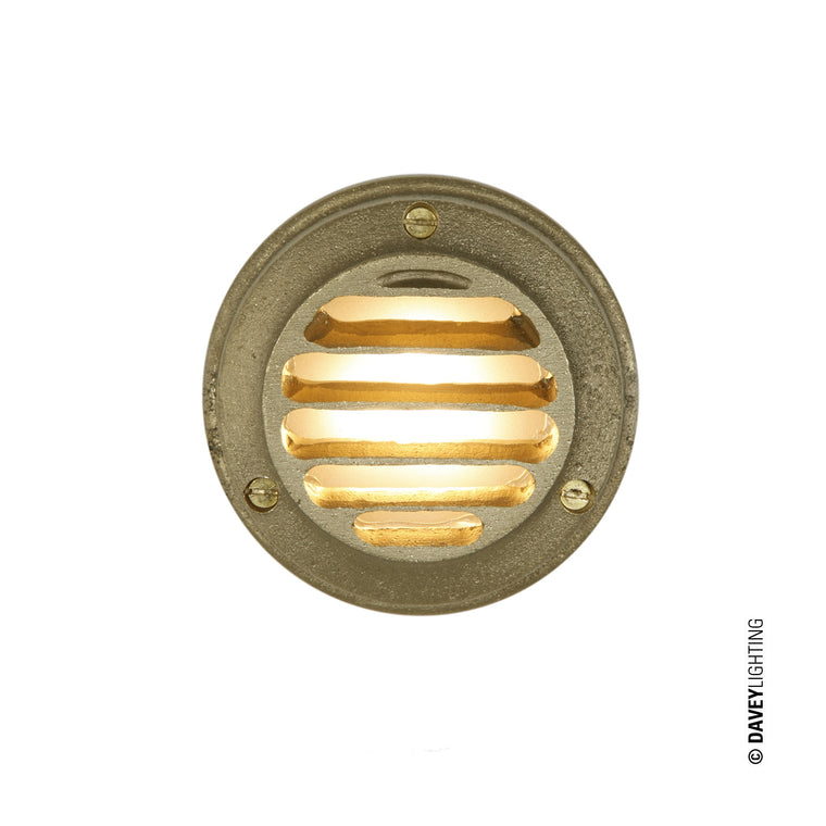 Low Voltage Step or Path Light (DP7567)  Low Voltage G4 by DAVEY LIGHTING