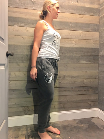 Leg Day Mermaid Sweatpants - mermaidinspiration