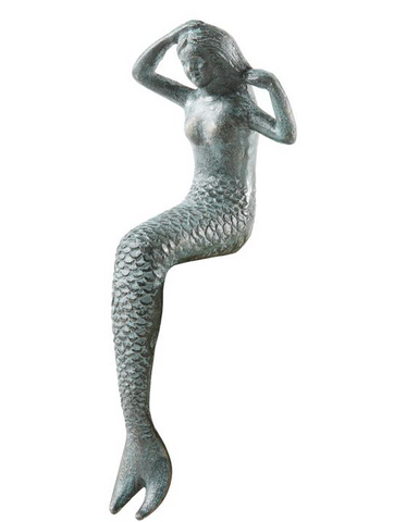 Mermaid Shelf Sitter - mermaidinspiration