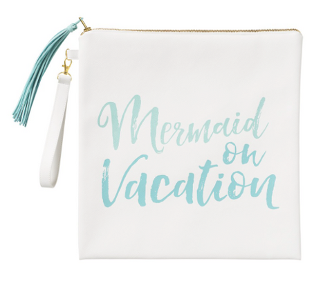 Mermaid Travel Bag - mermaidinspiration