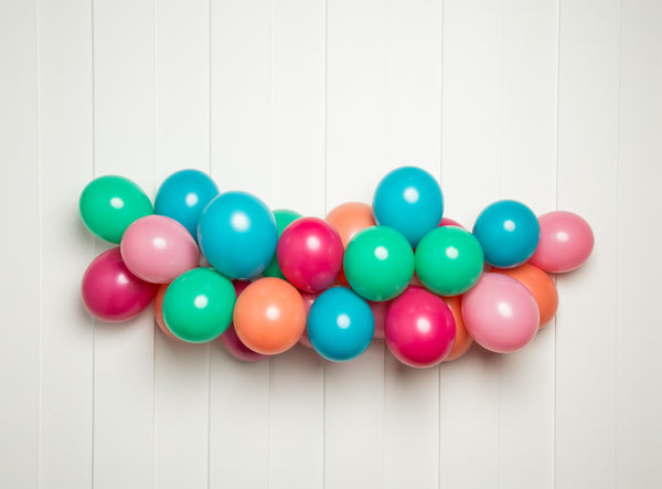 Llama Party Balloon Garland Kit