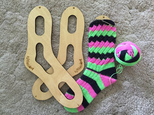 Boomerangzz!! © Sock Blockers - Like 2 sets in 1!! (PRE-ORDER)
