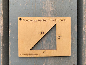 Weaverzz Perfect Twill Check