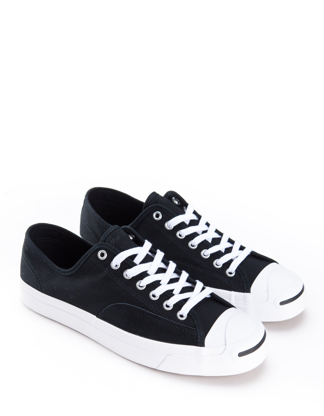 8080e3de9a99 Converse Jack Purcell Pro Canvas Low Top Ox Black — Goodnews Skateshop