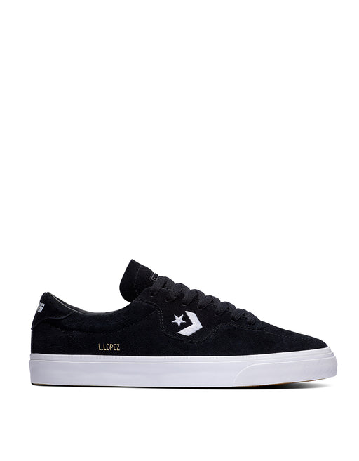 Converse Louie Lopez Pro OX Black White