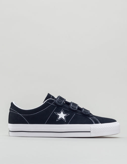 Converse One Star Pro 3V Ox Black