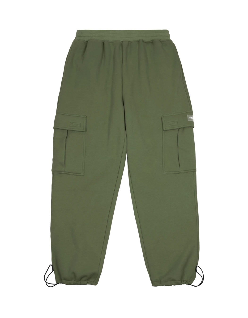 Dime Cargo Sweat Pants Millitary Green