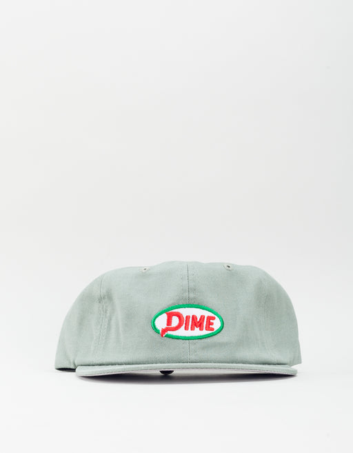 Dime Gas Hat Black Green