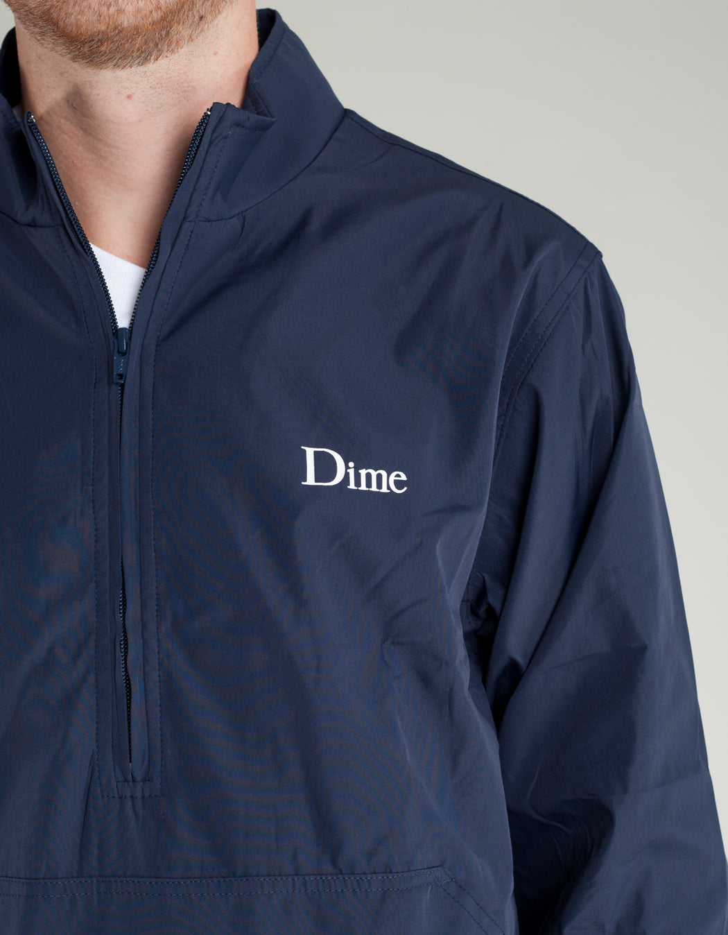 Dime Golf Jacket Navy