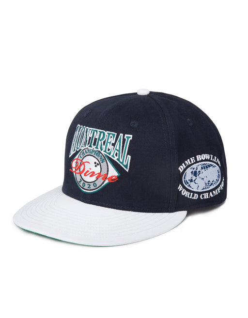 Dime Montreal Champion Hat Navy