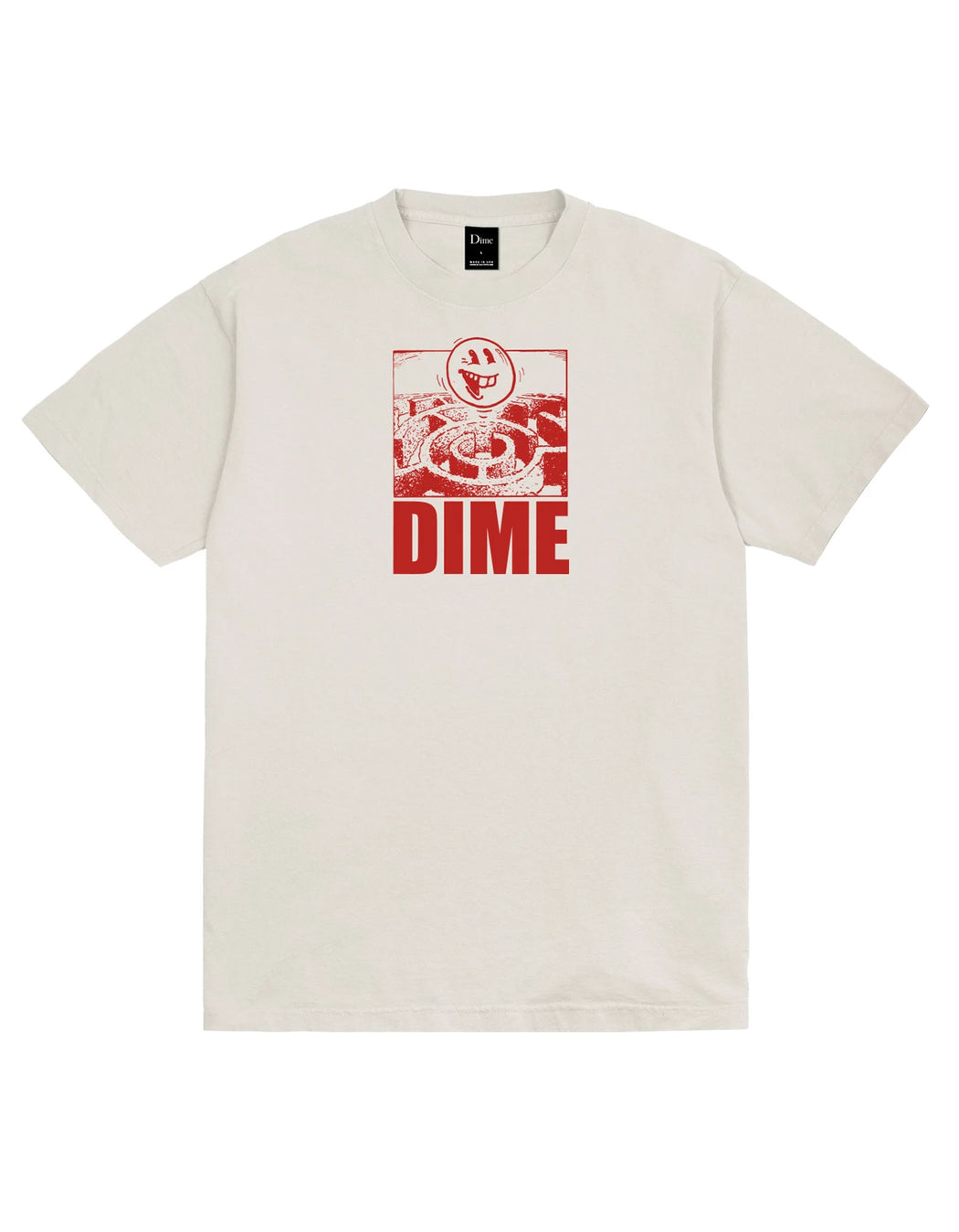Dime No Way Out Tee Cement