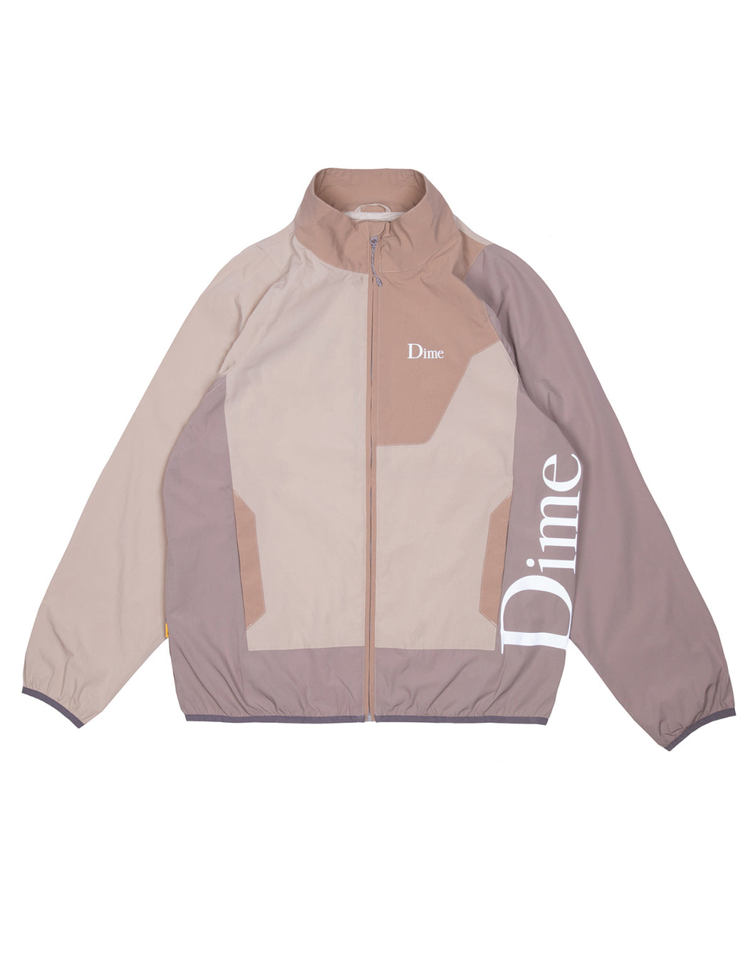 Dime Range Jacket Tan