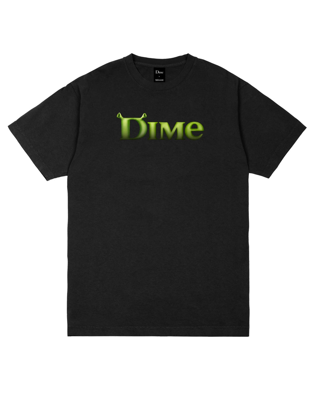 Dime Somebody Tee Black