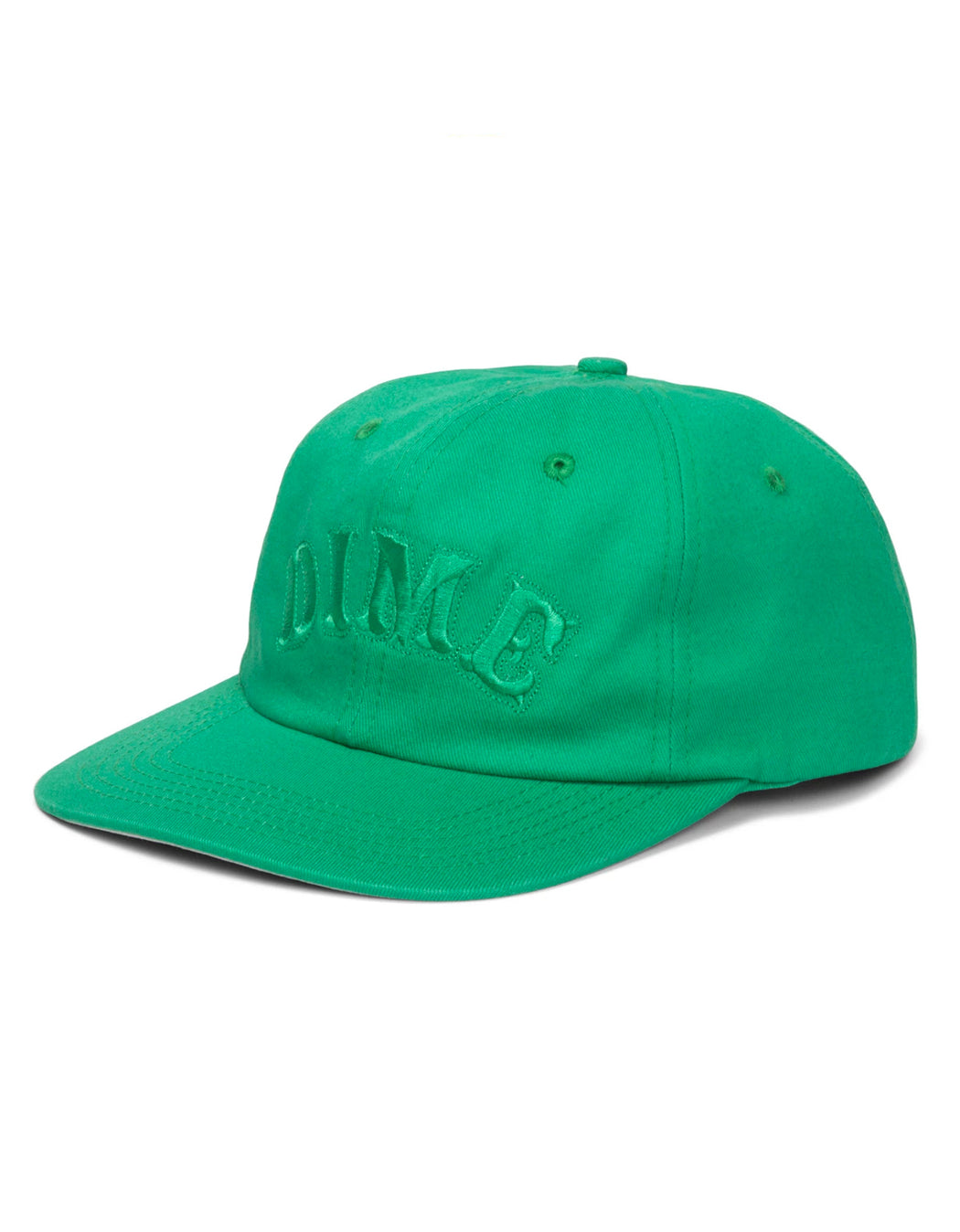 Dime Spell Out Hat Green