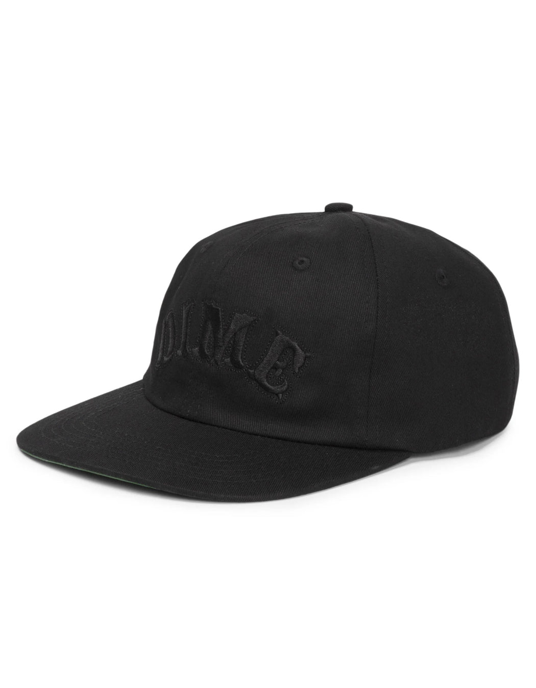 Dime Spell Out Hat Black