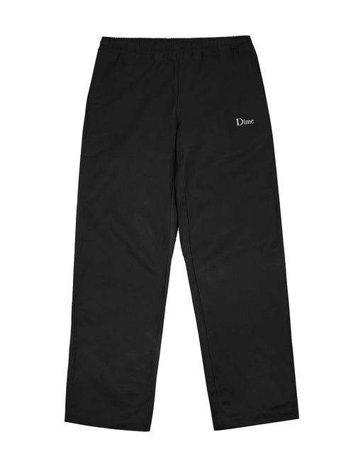 Dime Twill Pants Black