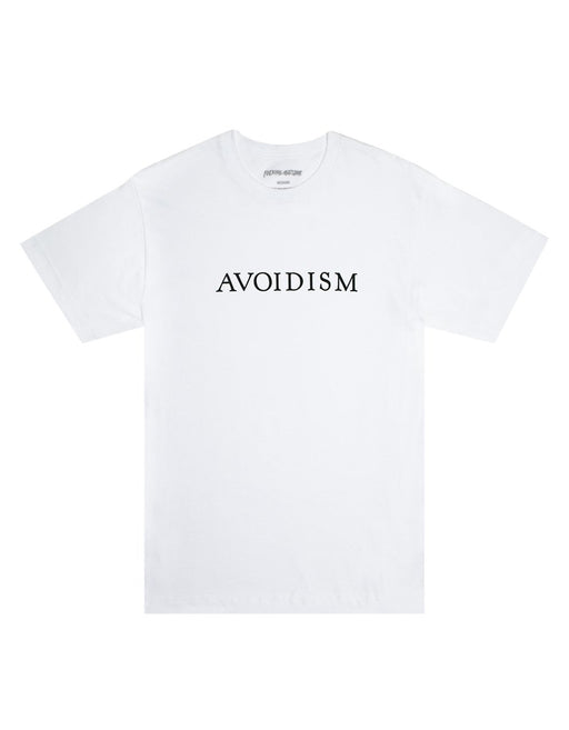 FA Avoidism Tee White