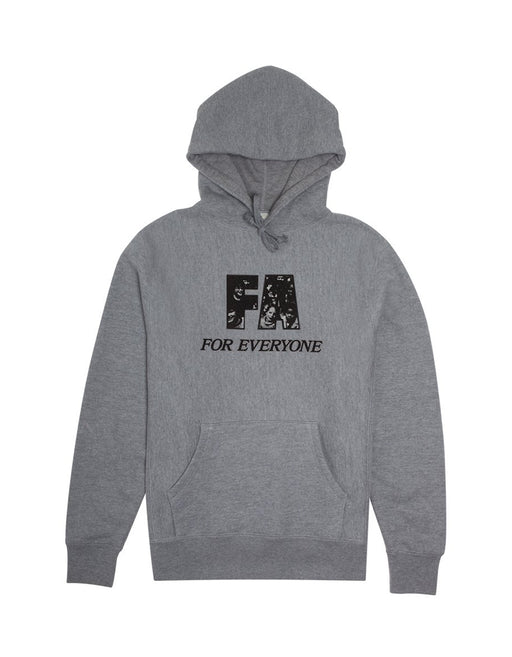 FA Everyone Hoodie Grey Heather