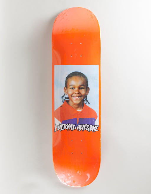 FA Na Kel Class Photo Dipped Deck Orange