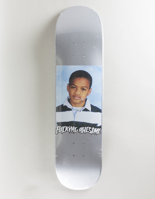 FA Tyshawn Class Photo Dipped Deck Silver