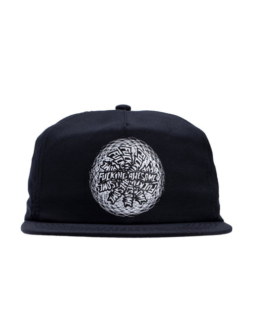 FA Orb Hat Black